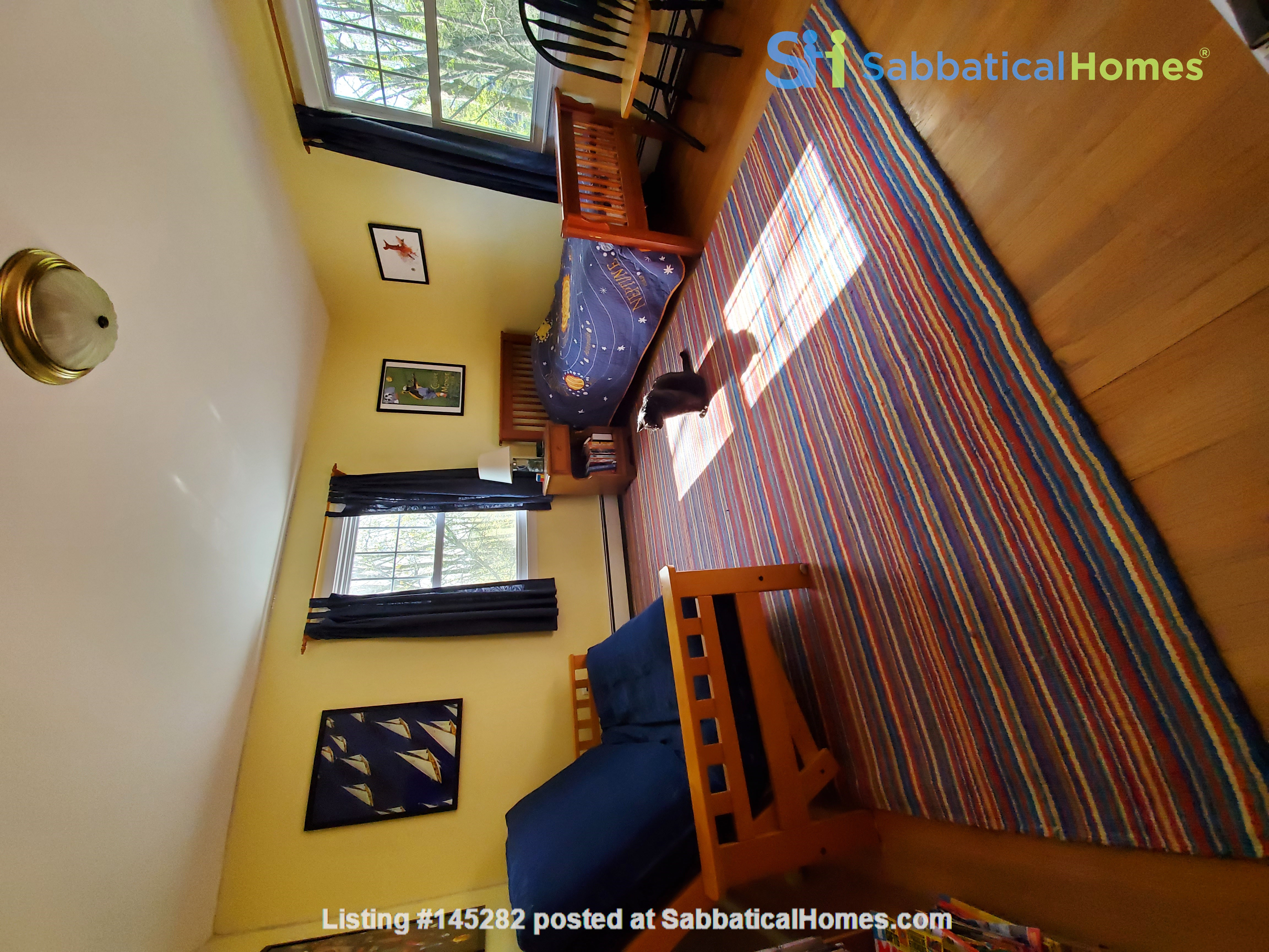 Spacious, Peaceful Getaway in Beautiful Amherst, MA, 4 BR 3.5 ba Home Rental in Amherst, Massachusetts, United States 7