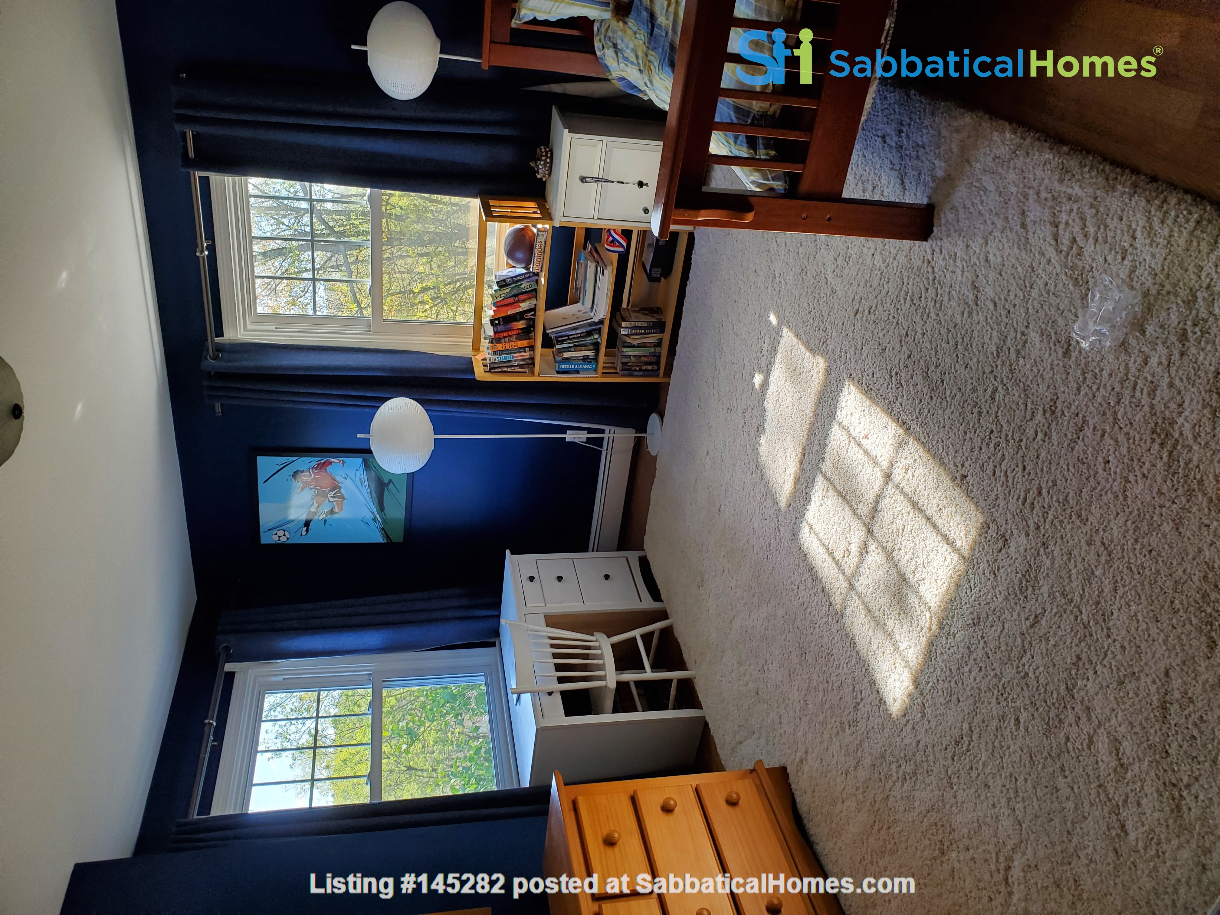Spacious, Peaceful Getaway in Beautiful Amherst, MA, 4 BR 3.5 ba Home Rental in Amherst, Massachusetts, United States 8