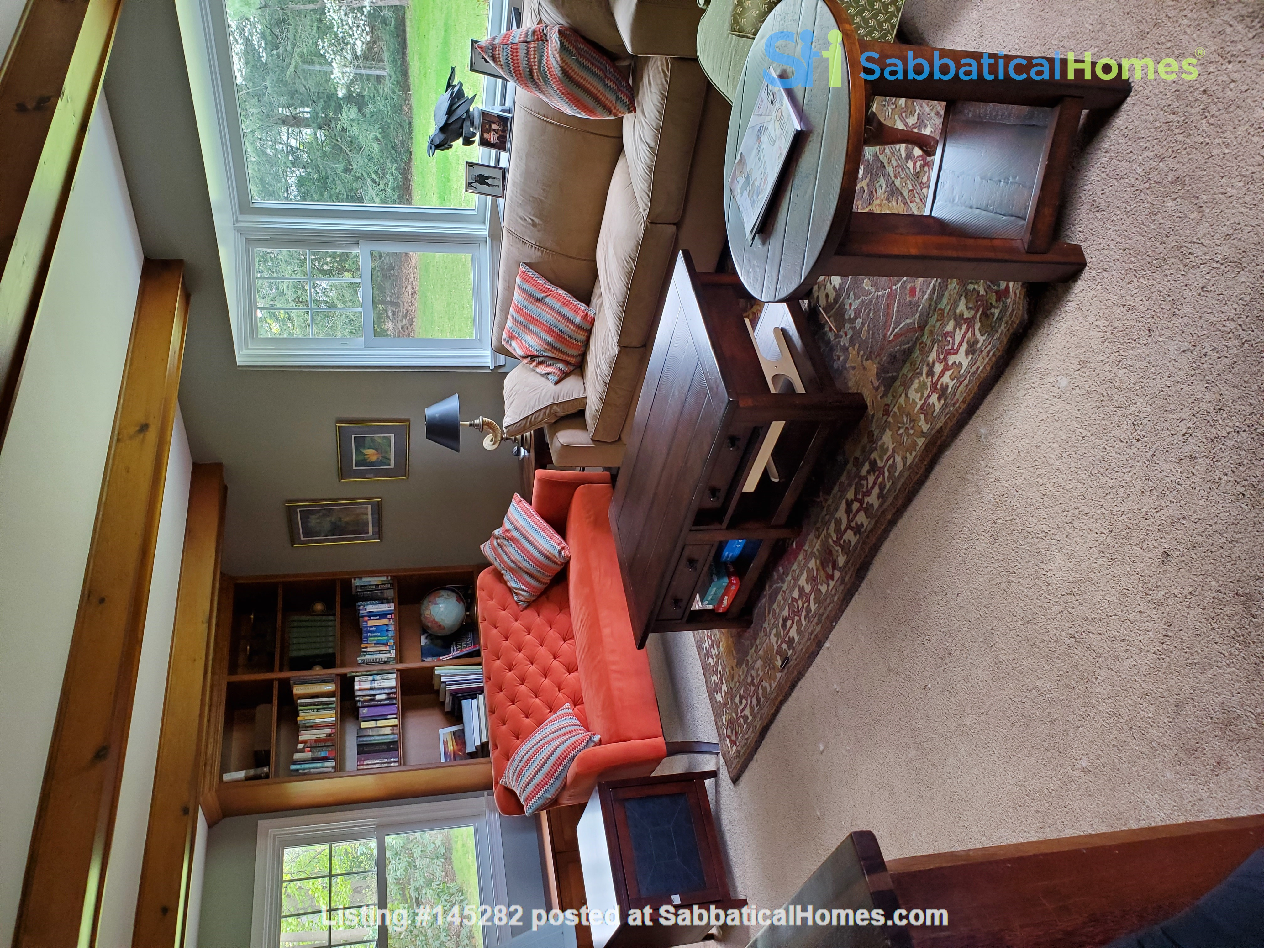 Spacious, Peaceful Getaway in Beautiful Amherst, MA, 4 BR 3.5 ba Home Rental in Amherst, Massachusetts, United States 9