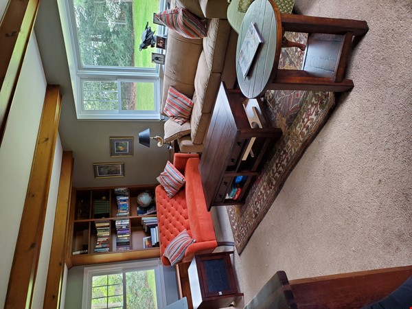 Spacious, Peaceful Getaway in Beautiful Amherst, MA, 4 BR 3.5 ba Home Rental in Amherst 9 - thumbnail