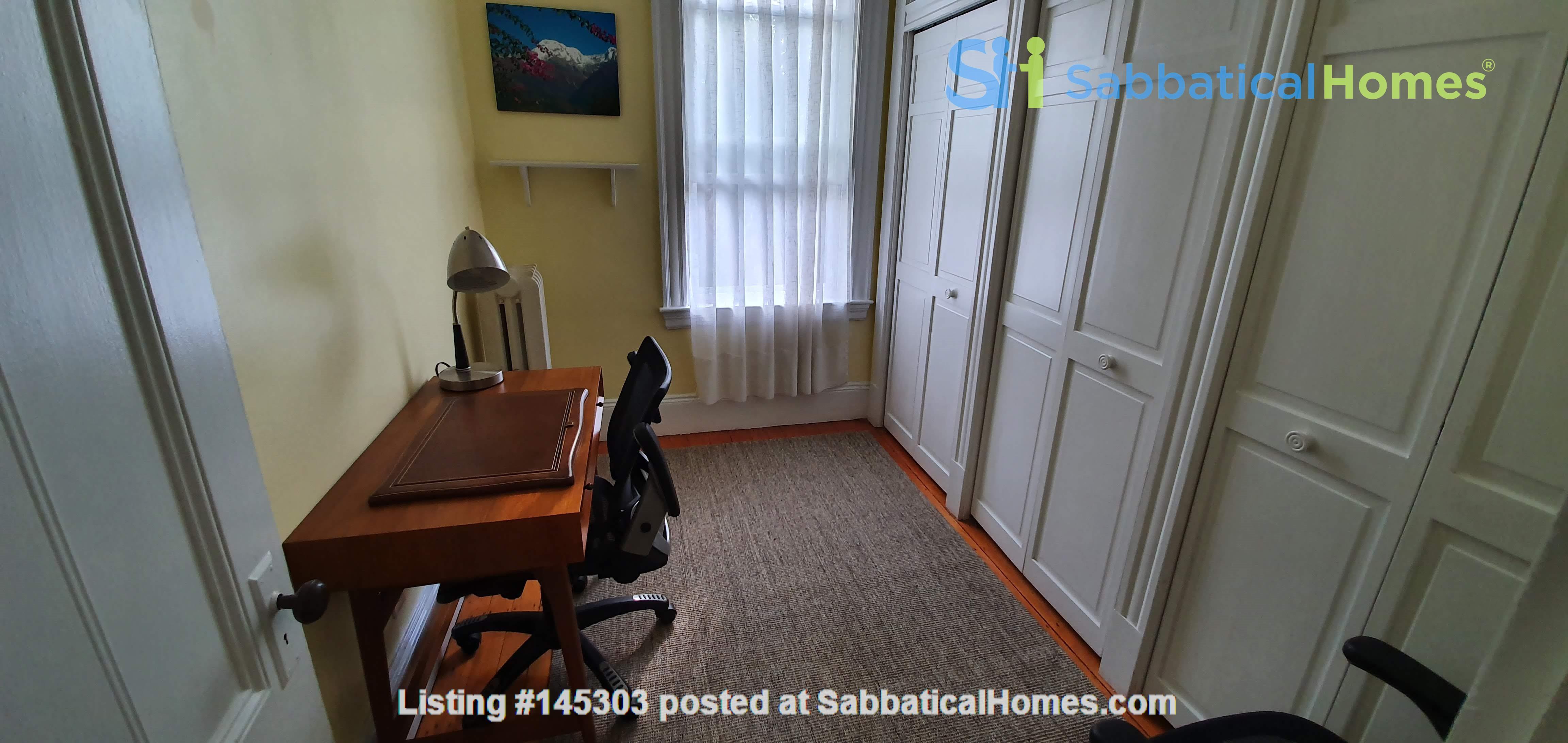 Cambridge third floor bright condo near Harvard Square Home Rental in Cambridge, Massachusetts, United States 1
