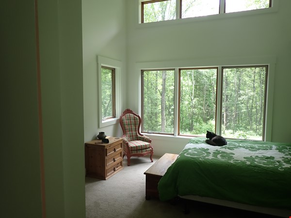 Special mountain home - a short and beautiful drive to Charlottesville Home Rental in Free Union 7 - thumbnail