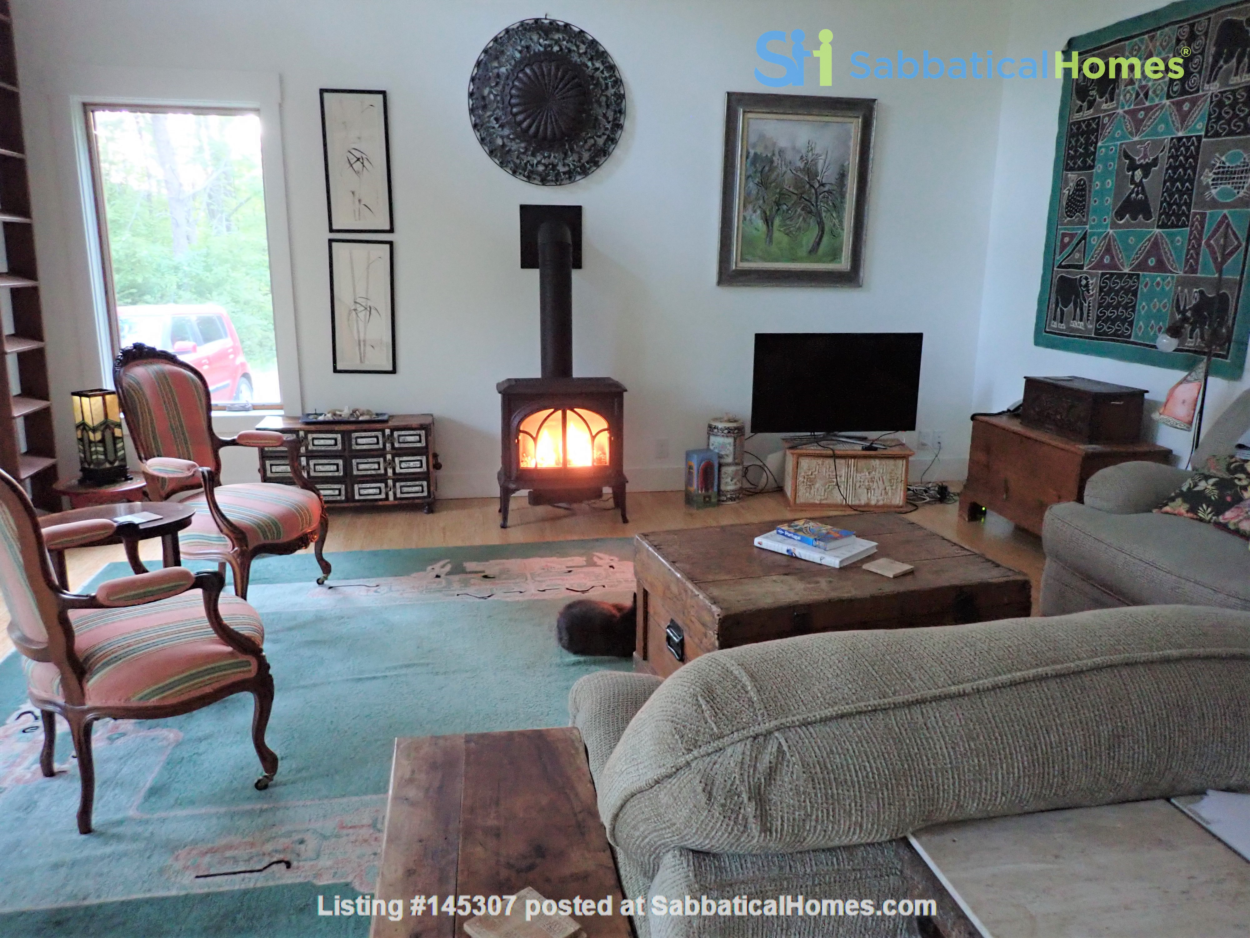 Special mountain home - a short and beautiful drive to Charlottesville Home Rental in Free Union, Virginia, United States 4