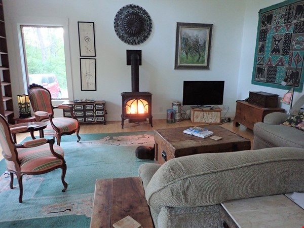 Special mountain home - a short and beautiful drive to Charlottesville Home Rental in Free Union 4 - thumbnail