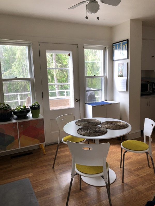 Live in Forest Home with stunning views and a quick walk to campus! Home Rental in Ithaca 5 - thumbnail
