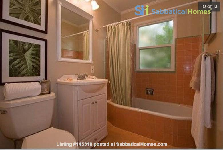 Bay Area Retreat for you, your partner, small family and dog Home Rental in Oakland, California, United States 2