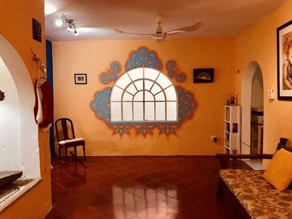 Beautiful Artists' Home and Urban Paradise with Pool in Central Mérida Home Rental in Mérida 5 - thumbnail