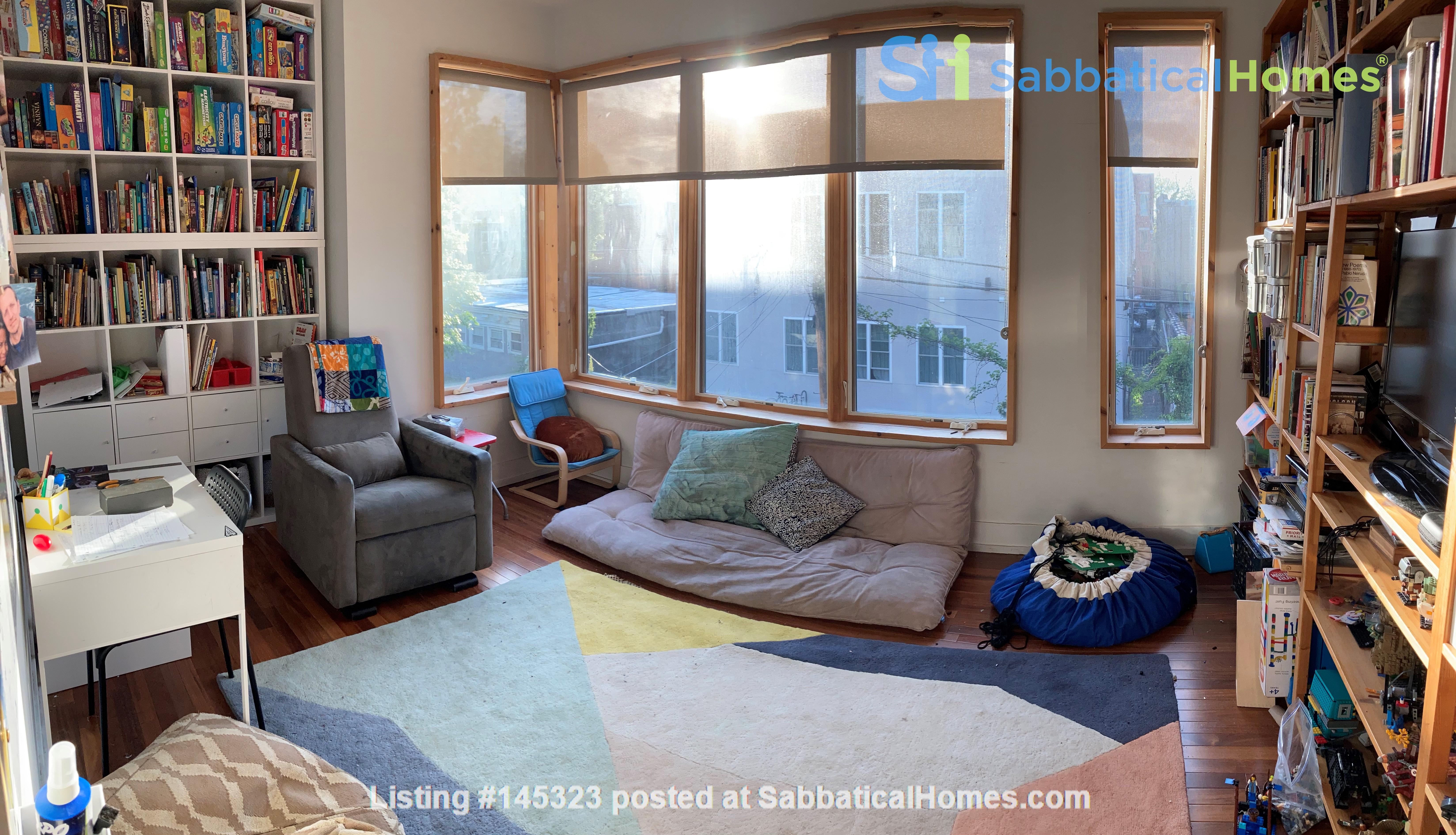 Modern 3 bedroom home Home Rental in Philadelphia, Pennsylvania, United States 4