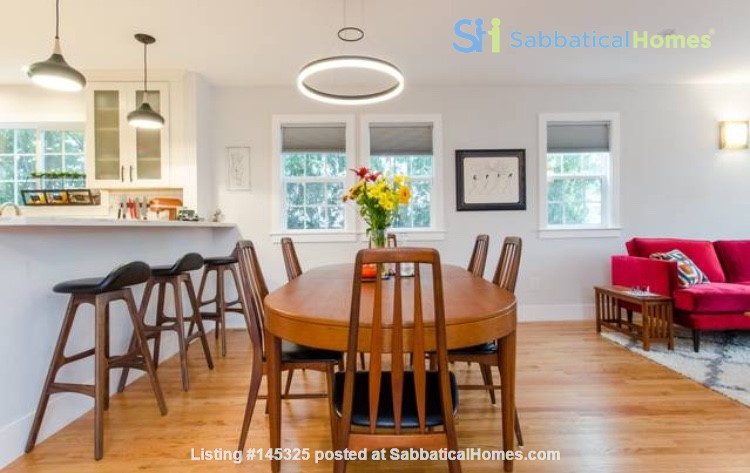 Design-Haven 4 bedroom House Home Exchange in Oakland, California, United States 1