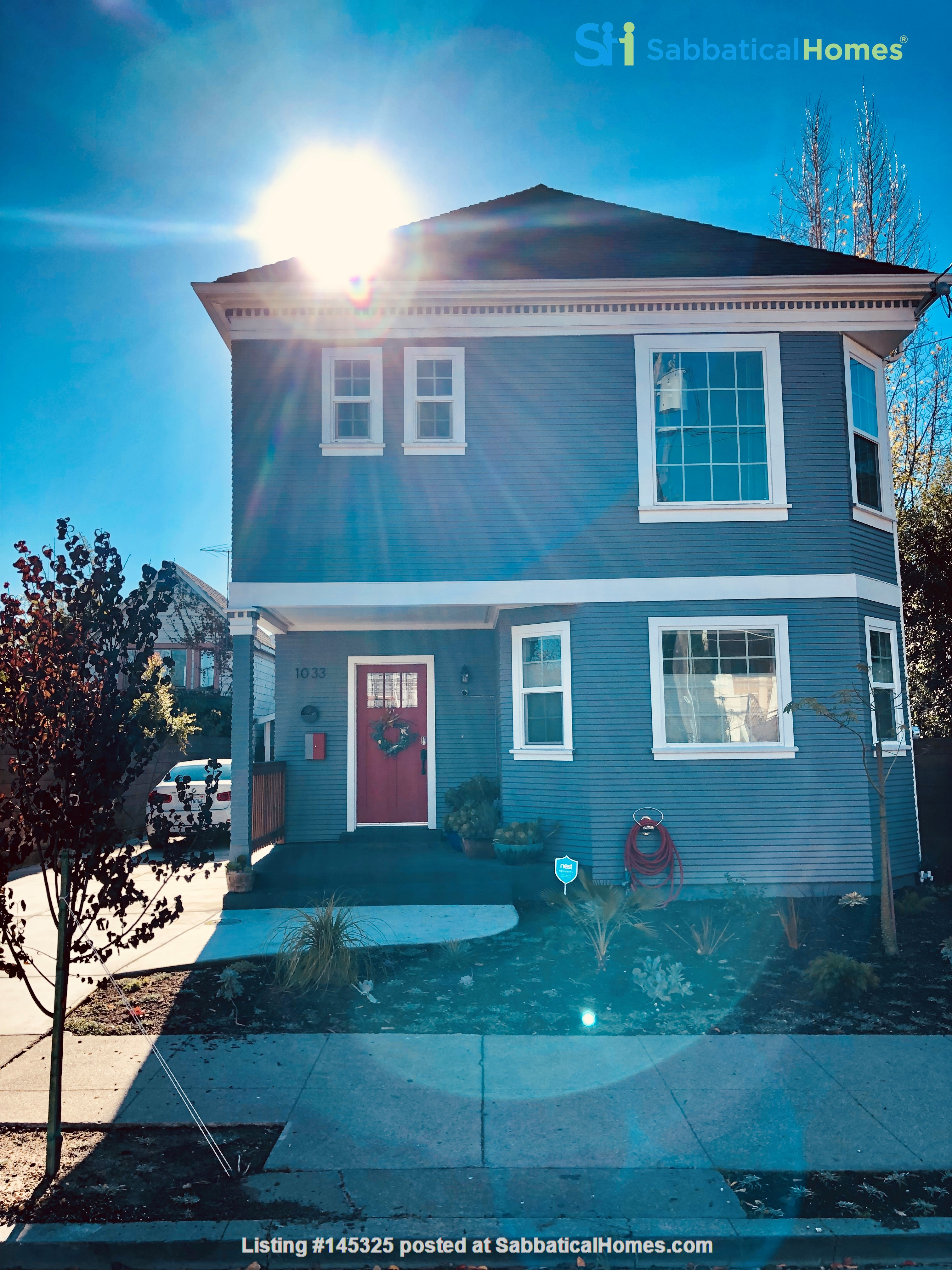 Design-Haven 4 bedroom House Home Exchange in Oakland, California, United States 0