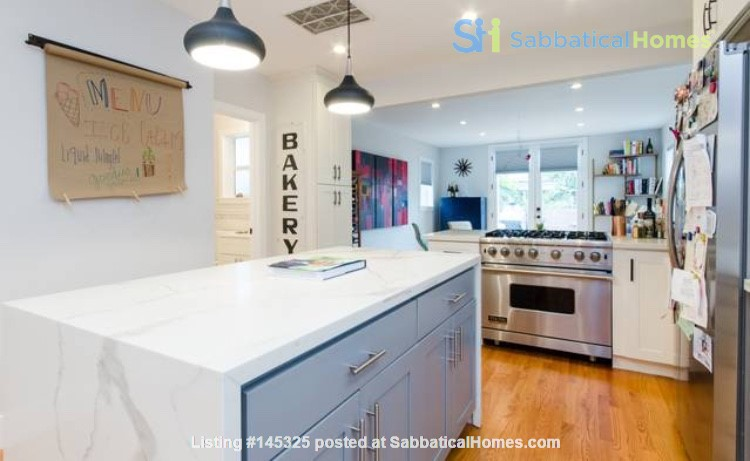 Design-Haven 4 bedroom House Home Exchange in Oakland, California, United States 2