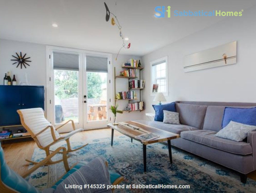 Design-Haven 4 bedroom House Home Exchange in Oakland, California, United States 3