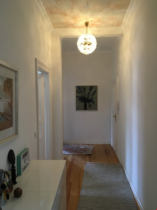 Bright and spacious apt in Hamburg off campus between Schanze and Eppendorf Home Rental in Hamburg 8 - thumbnail