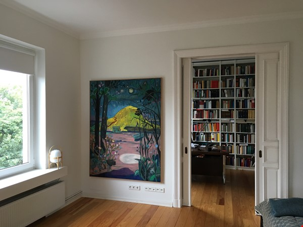 Bright and spacious apt in Hamburg off campus between Schanze and Eppendorf Home Rental in Hamburg 0 - thumbnail