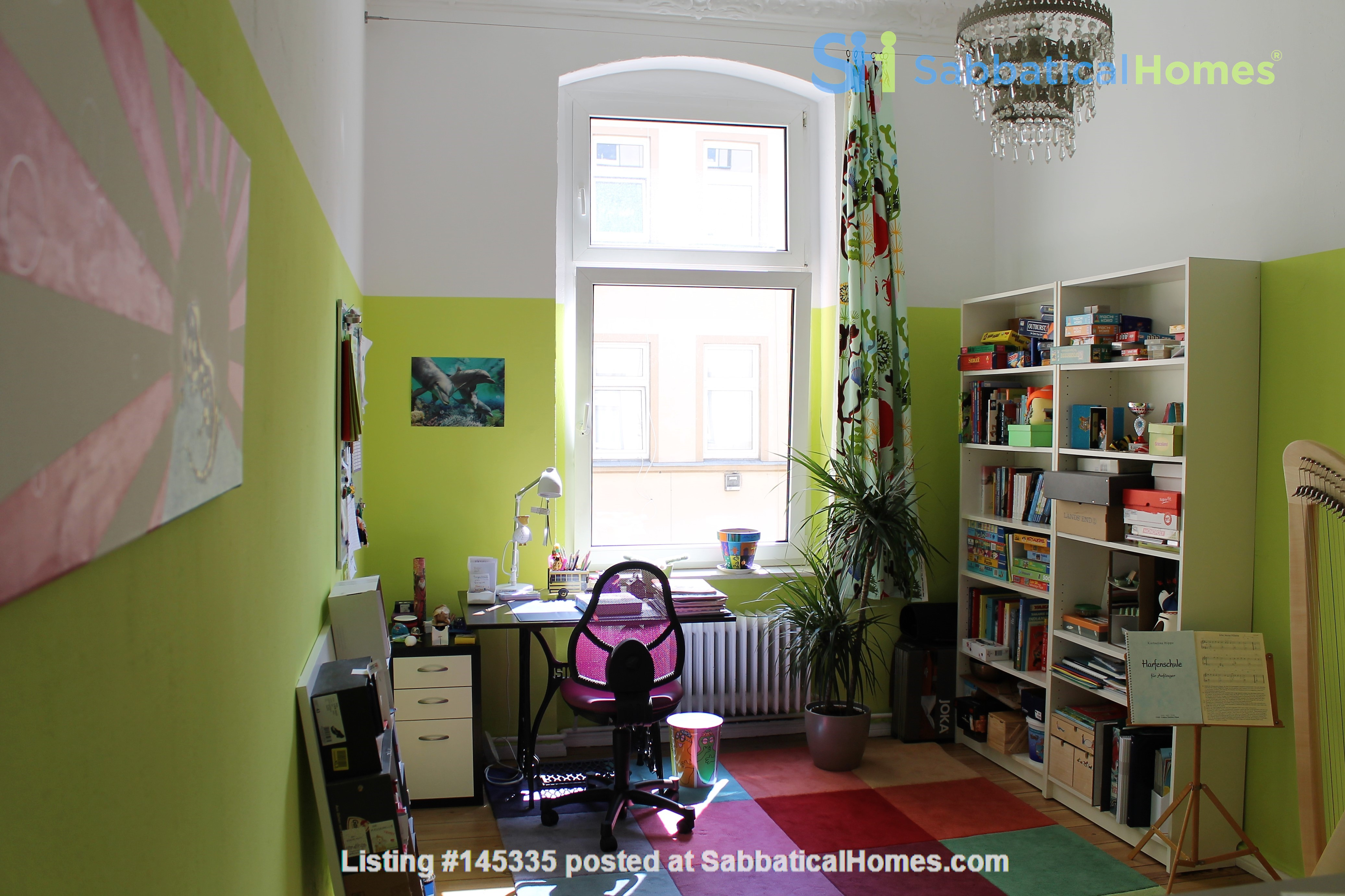 Family from Berlin planning 6 months abroad in Ireland Home Exchange in Berlin, Berlin, Germany 4