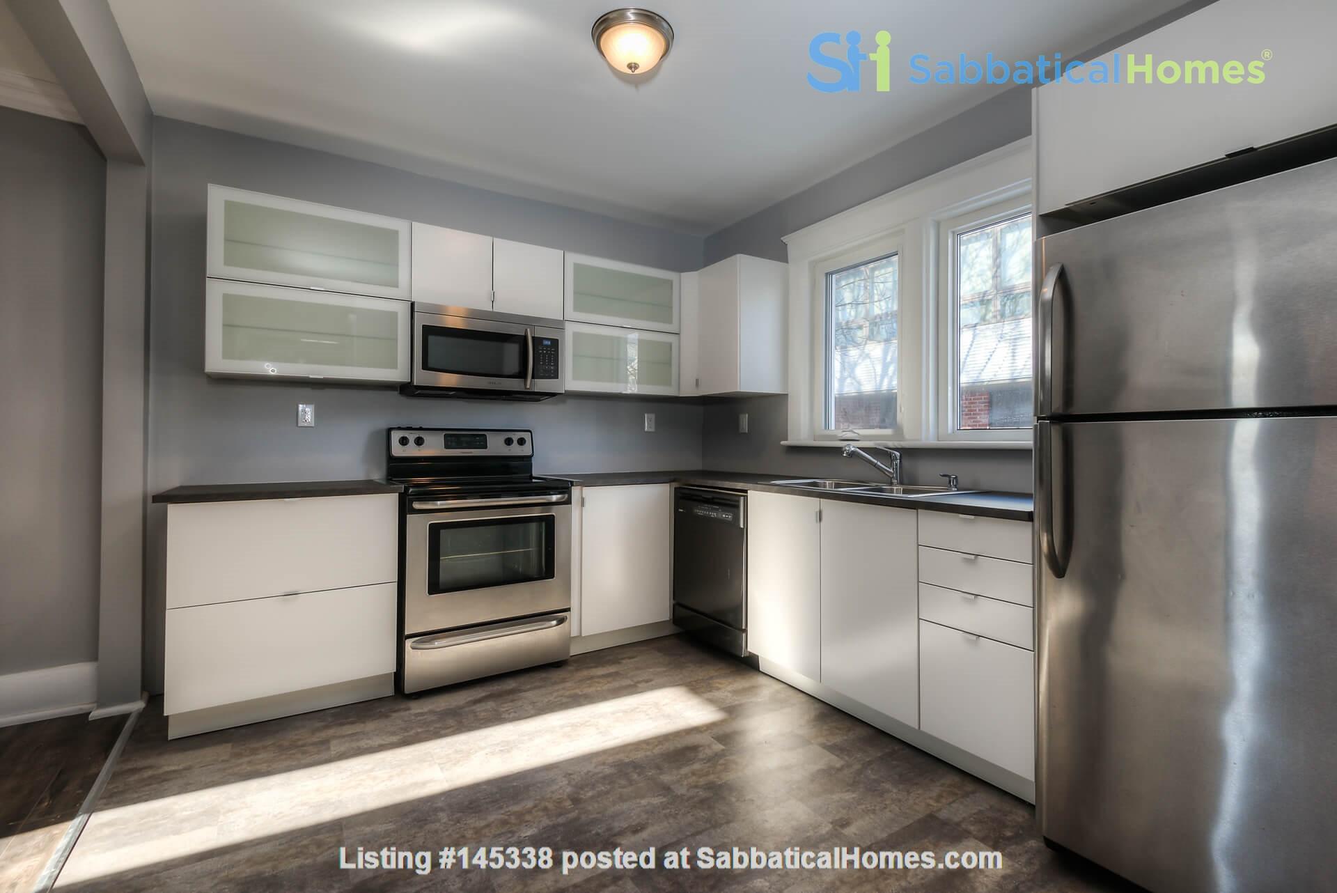 3 bdrm home (unfurnished) - downtown Kitchener-Waterloo Home Rental in Kitchener, Ontario, Canada 1