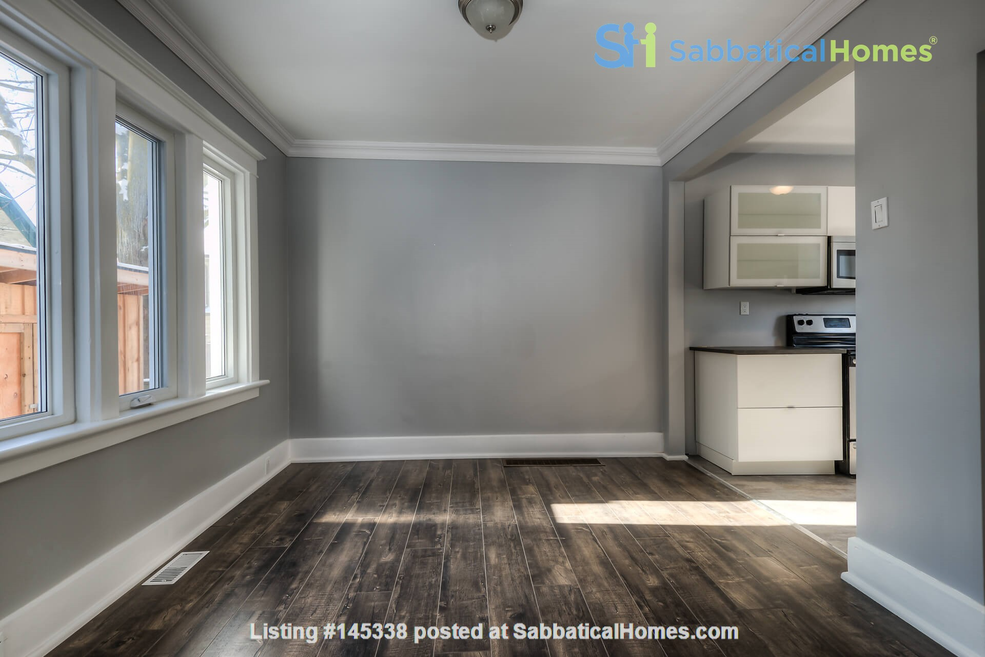 3 bdrm home (unfurnished) - downtown Kitchener-Waterloo Home Rental in Kitchener, Ontario, Canada 3