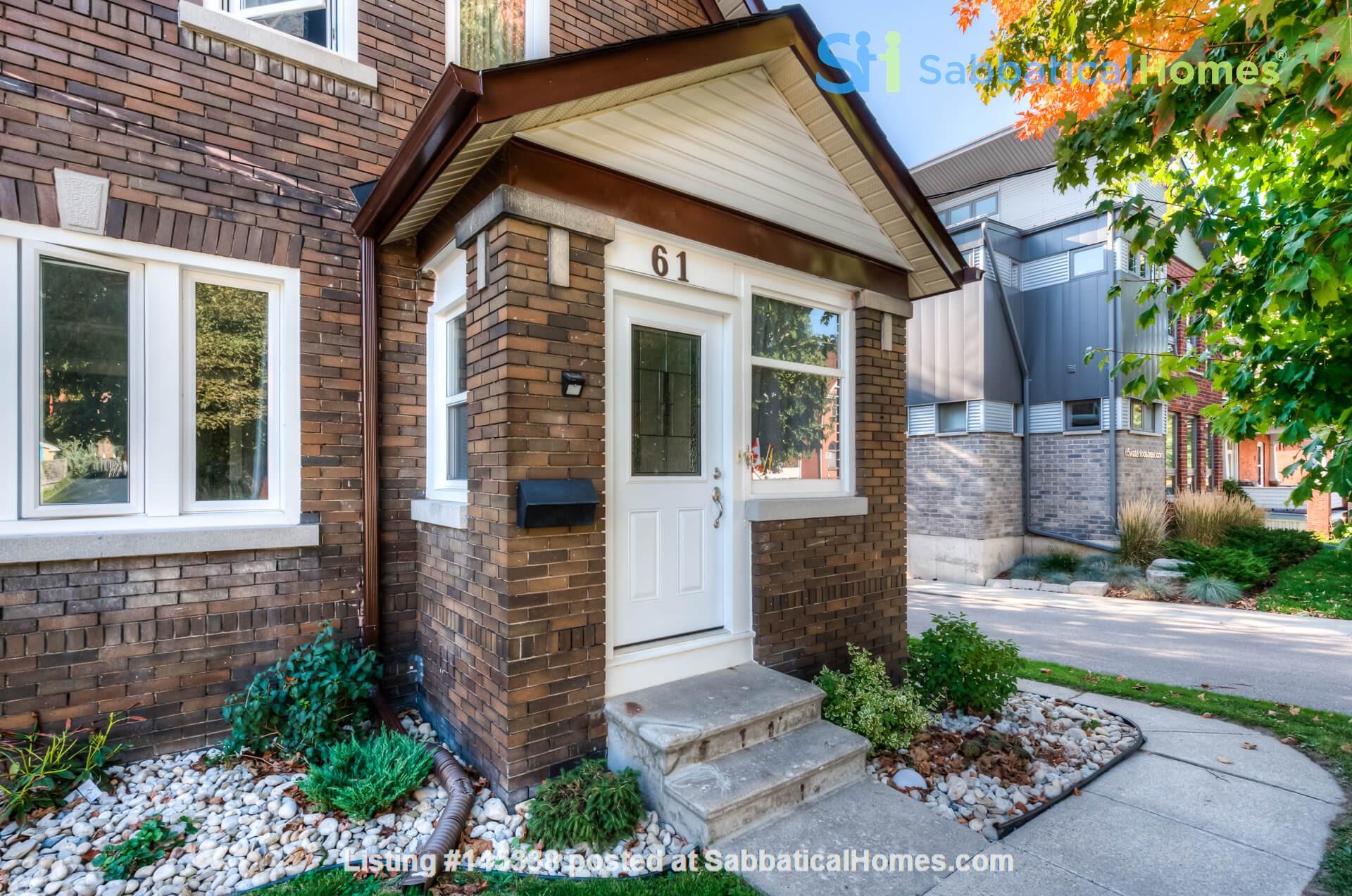 3 bdrm home (unfurnished) - downtown Kitchener-Waterloo Home Rental in Kitchener, Ontario, Canada 0