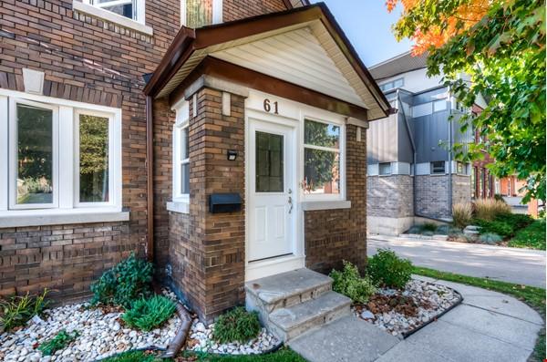 3 bdrm home (unfurnished) - downtown Kitchener-Waterloo Home Rental in Kitchener 0 - thumbnail