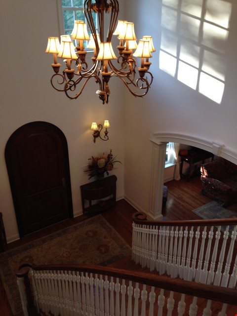 A large, comfortable, tasteful house; outstanding space for work and play. Home Rental in Pennington 2 - thumbnail