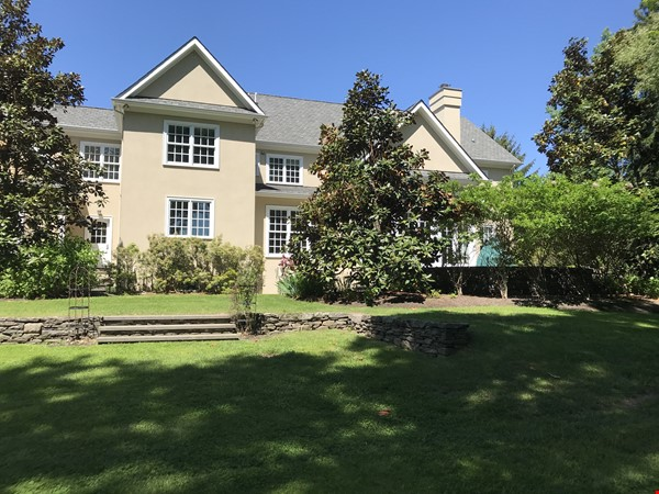 A large, comfortable, tasteful house; outstanding space for work and play. Home Rental in Pennington 1 - thumbnail