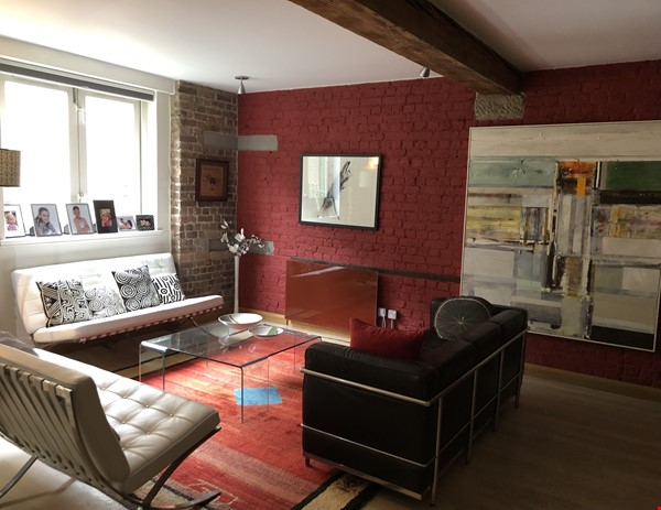 Stunning 1850s warehouse conversion in central London, near The Shard. Home Rental in  7 - thumbnail