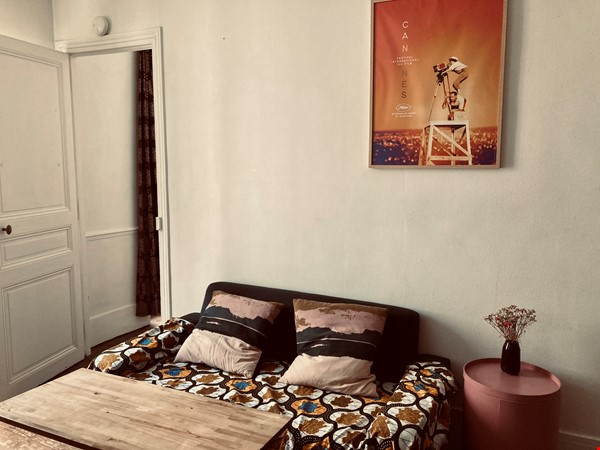 Charming one-bedroom apartment near Montmartre Home Rental in Paris 1 - thumbnail