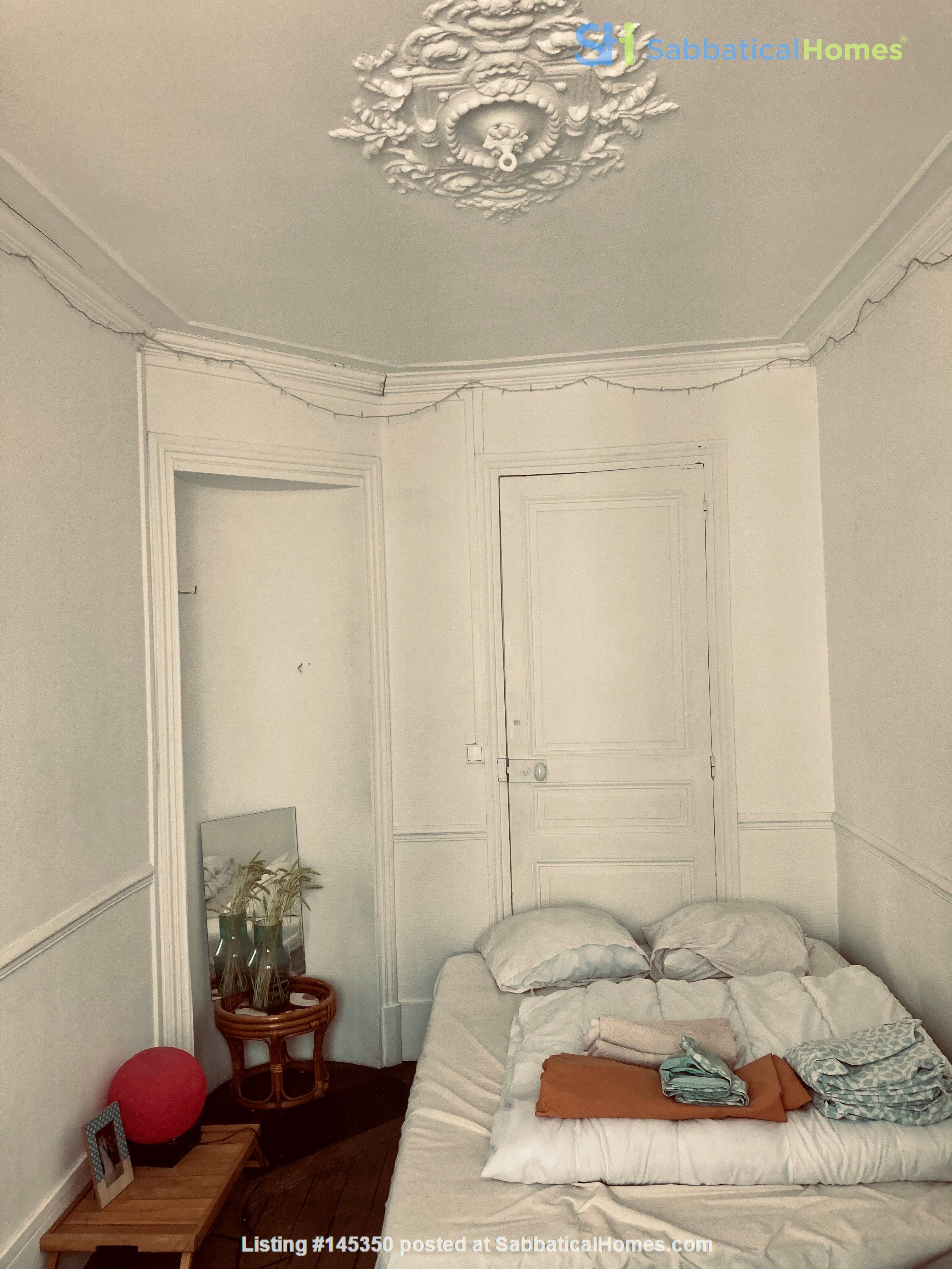 Charming one-bedroom apartment near Montmartre Home Rental in Paris, Île-de-France, France 5