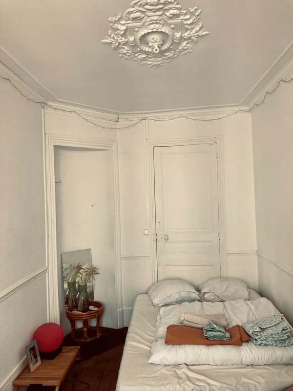 Charming one-bedroom apartment near Montmartre Home Rental in Paris 5 - thumbnail