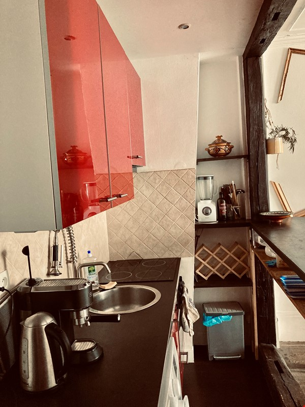 Charming one-bedroom apartment near Montmartre Home Rental in Paris 3 - thumbnail