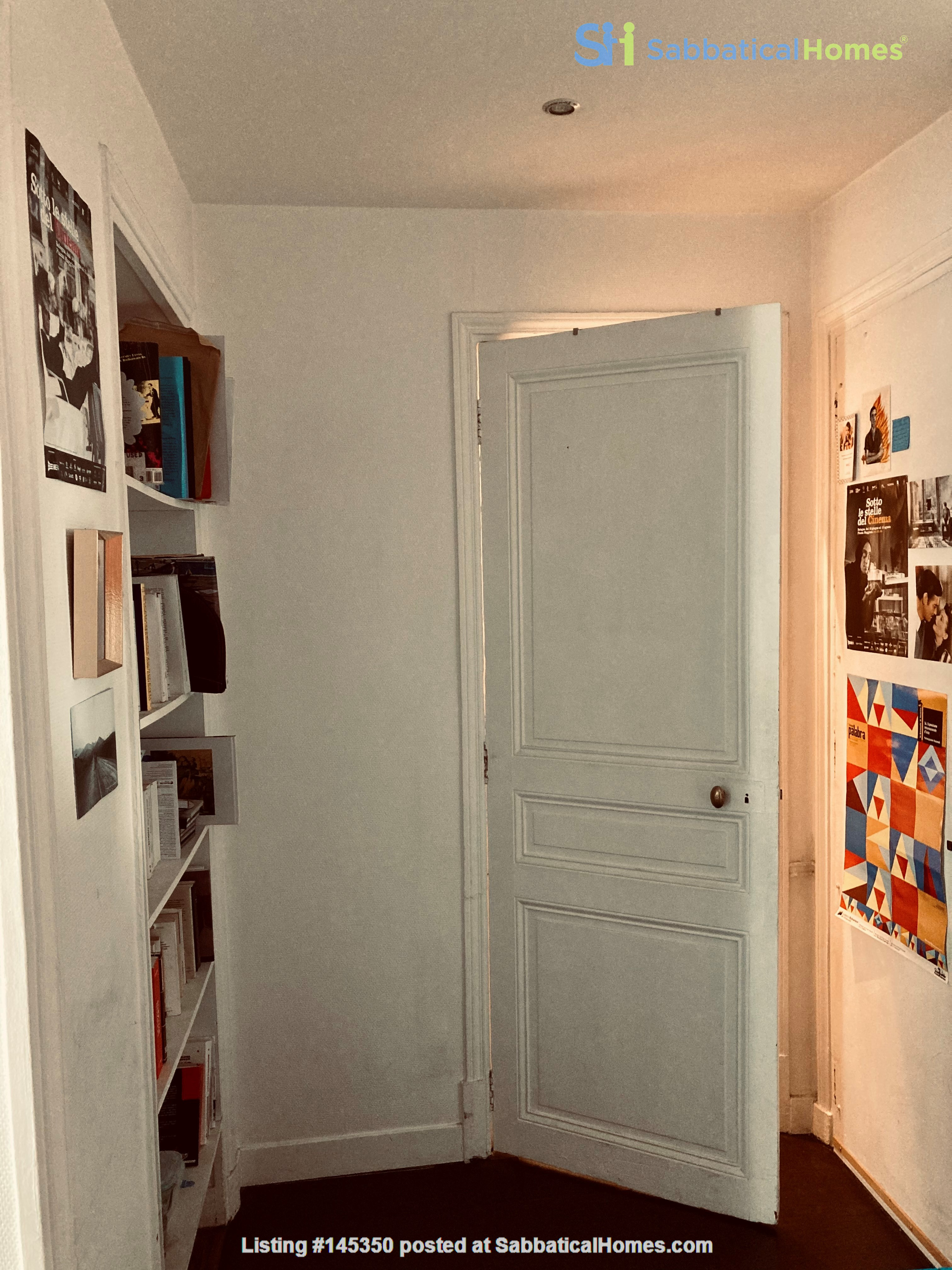 Charming one-bedroom apartment near Montmartre Home Rental in Paris, Île-de-France, France 8