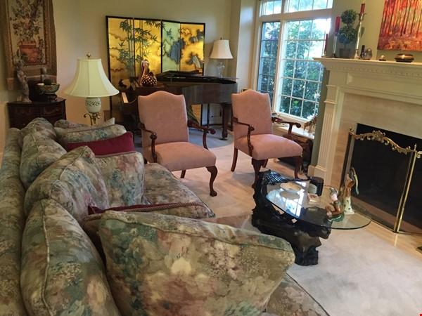 Stanford Univ.-Light two-story custom designed home, great neighborhood. Home Rental in Menlo Park 3 - thumbnail