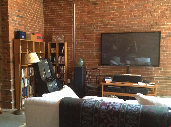 Fully furnished condo - a perfect haven for a single person or couple. Home Rental in Lowell 1 - thumbnail
