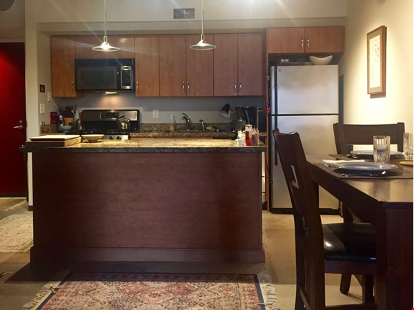 Fully furnished condo - a perfect haven for a single person or couple. Home Rental in Lowell 5 - thumbnail