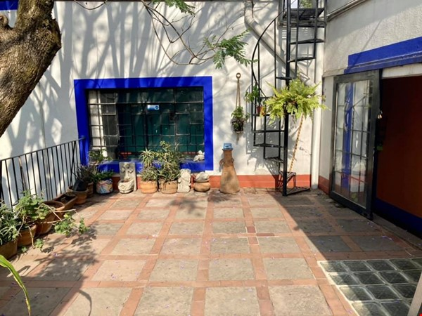 Charming Colonial House in downtown Coyoacan, Mexico DF. Near UNAM Home Rental in México D.F. 4 - thumbnail