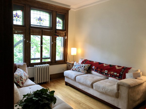 Furnished 2 BR Apartment for rent in Outremont - near Mile-End! Home Rental in Montréal 1 - thumbnail