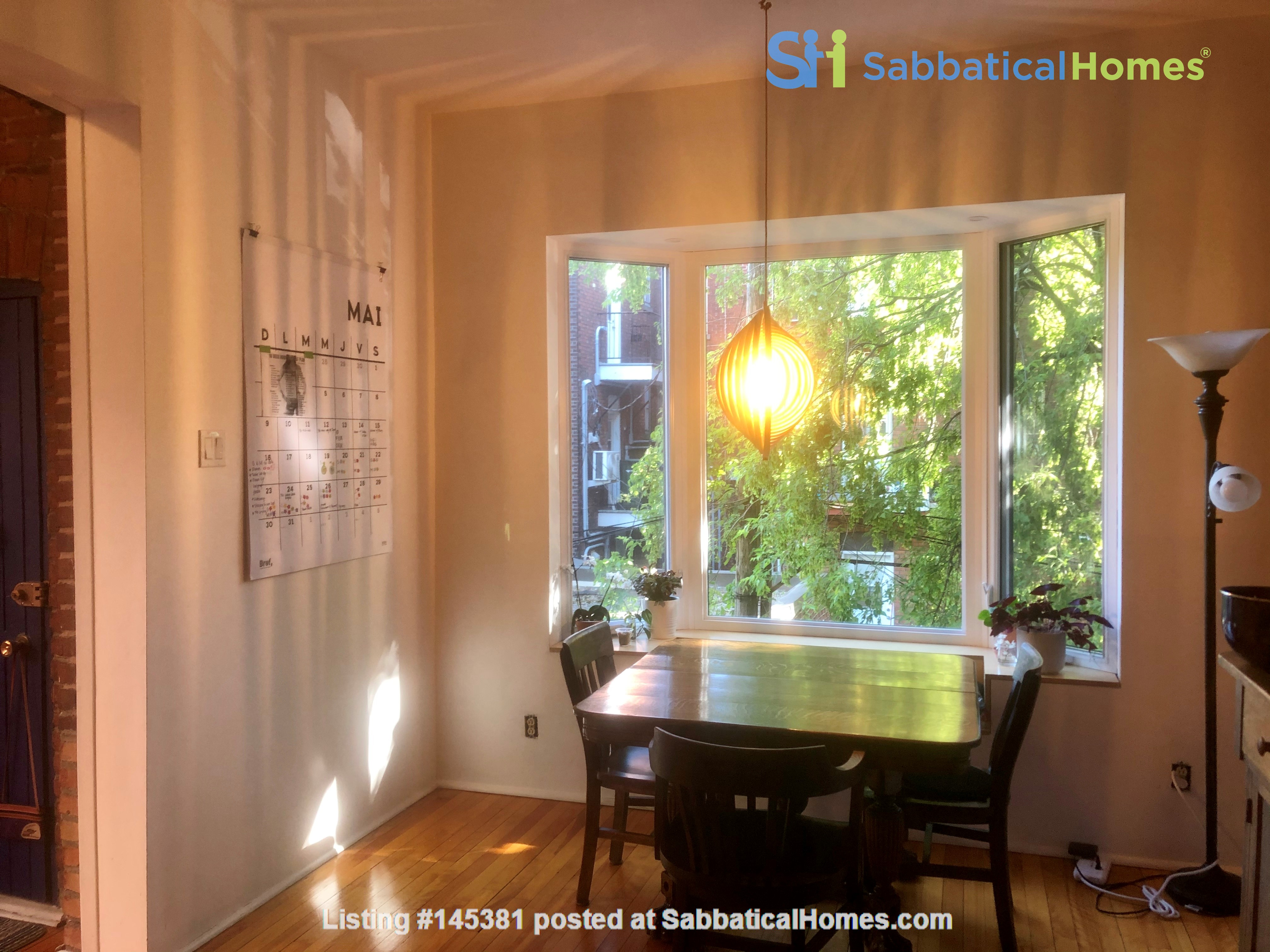 Furnished 2 BR Apartment for rent in Outremont - near Mile-End! Home Rental in Montréal, Québec, Canada 8
