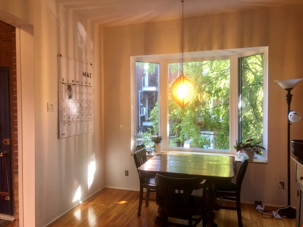 Furnished 2 BR Apartment for rent in Outremont - near Mile-End! Home Rental in Montréal 8 - thumbnail