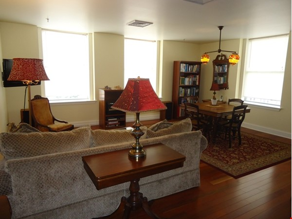 Furnished Condo*Lake & City Views*Walkable to Campus' & UVMMCl*Heat/AC Incl Home Rental in Burlington 3 - thumbnail