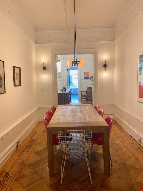 Harlem Townhouse in the heart of the Mount Morris Historic District Home Rental in New York 3 - thumbnail