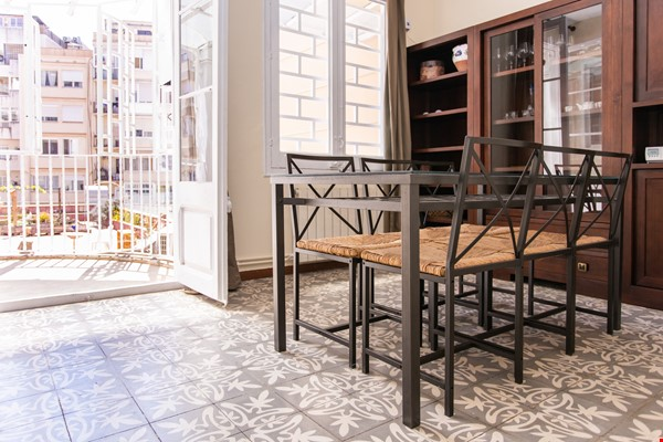 Modernist apartment for professionals or small families by Sagrada Familia Home Rental in Barcelona 1 - thumbnail
