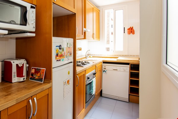 Modernist apartment for professionals or small families by Sagrada Familia Home Rental in Barcelona 5 - thumbnail