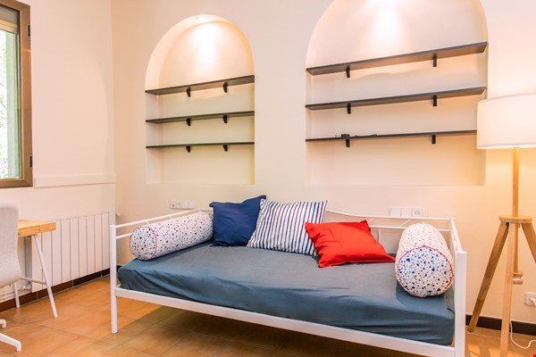 Modernist apartment for professionals or small families by Sagrada Familia Home Rental in Barcelona 2 - thumbnail