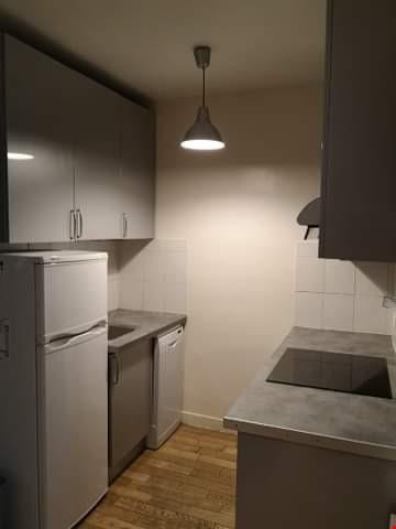 Bright and quiet apartment in Paris 14e Home Rental in Paris 5 - thumbnail