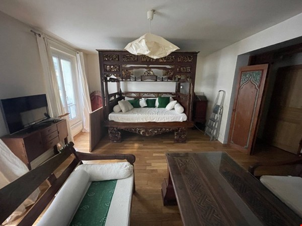 Bright and quiet apartment in Paris 14e Home Rental in Paris 0 - thumbnail