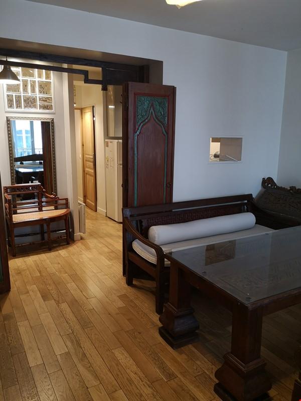 Bright and quiet apartment in Paris 14e Home Rental in Paris 7 - thumbnail