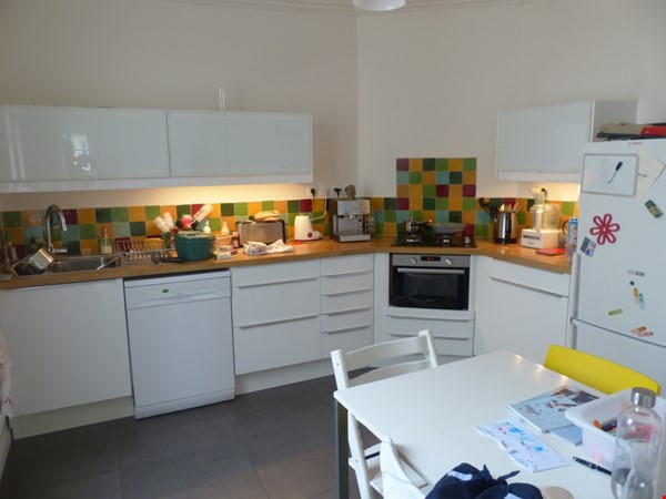 Spacious and Sunny 2BR  Apartment in the Heart of Paris Home Rental in Paris 5 - thumbnail