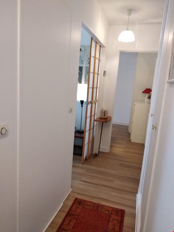 Nice appartment 50 m2, Paris 19em Home Rental in Paris 1 - thumbnail