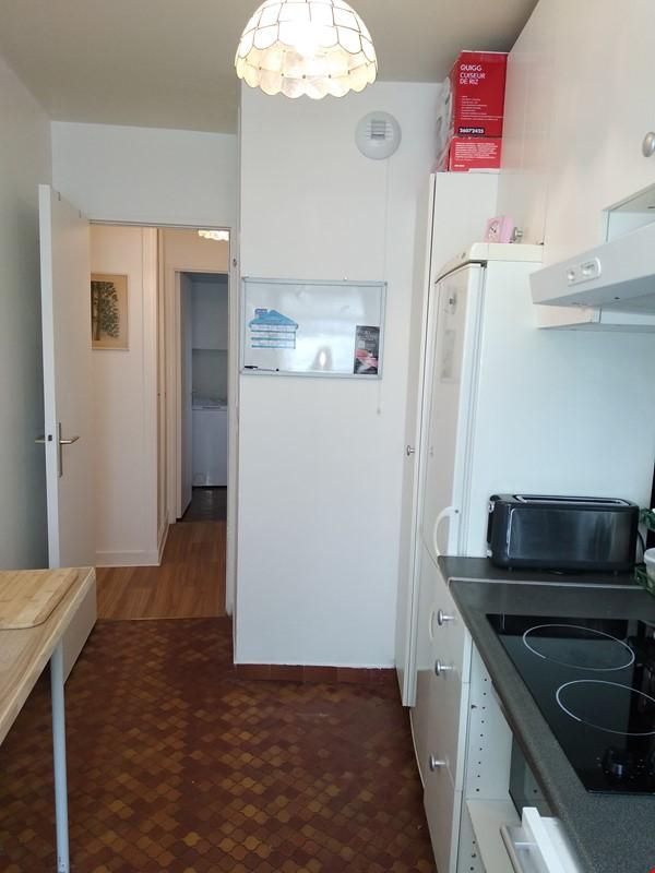 Nice appartment 50 m2, Paris 19em Home Rental in Paris 4 - thumbnail