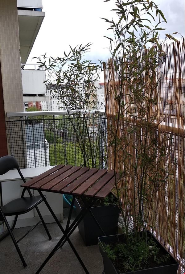 Nice appartment 50 m2, Paris 19em Home Rental in Paris 8 - thumbnail